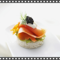Canapee, Robl Catering, Event Gastronomie